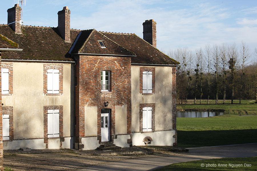 Paysages de Saint Aubin Château Neuf