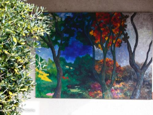 Christine Berthonnet, Les Quatre saisons