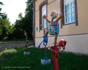 Jean Linard - Acrobates