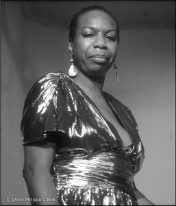 """Philippe Cibille : """"Nina Simone"""""""