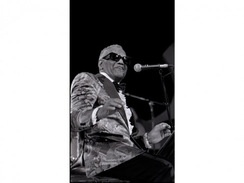 Ray Charles par Philippe Cibille