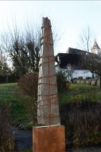 Jorge Castronovo, Monolithe