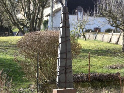 Jorge Castronovo, Monolithe sans titre